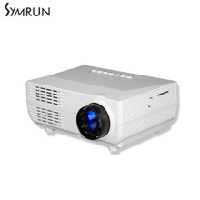 Symrun For iPhone 5 6s plus iPad MP3 4 Video Home Cinema TV PC VS311 Digital Mini LED Projector Full HD Multimedia 1080p LCD