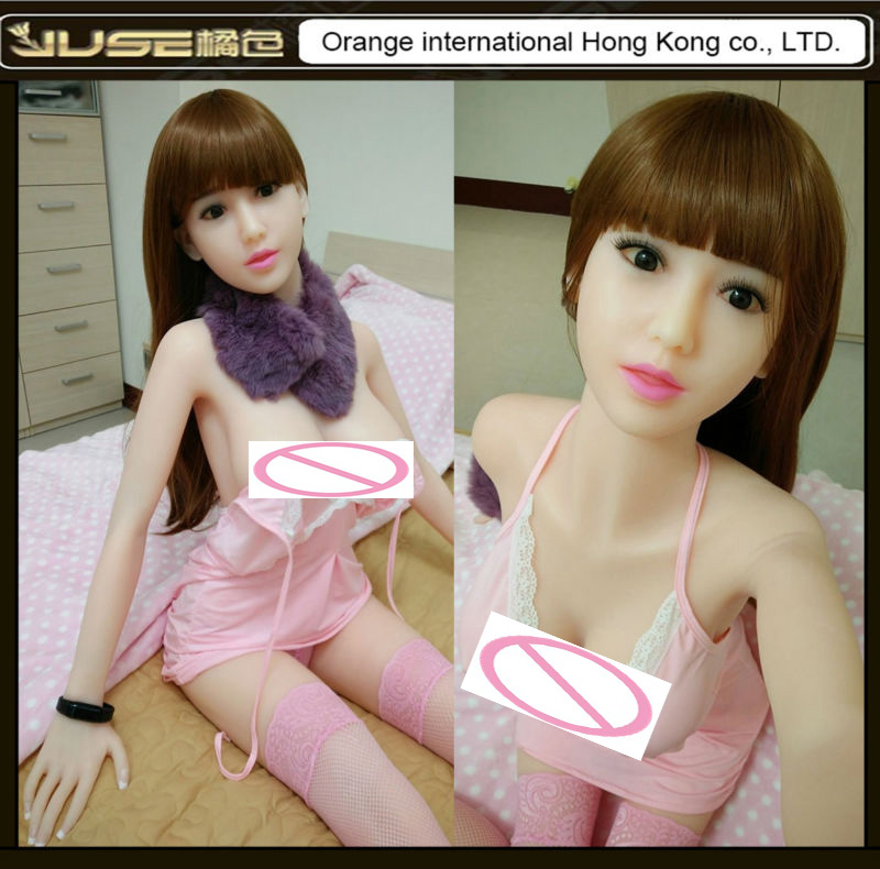 2016 NEW HOT asian real silicone sex dolls 165cm, realistic solid japanese sexy lady dolls, life size poupee sexe for men,ST-195
