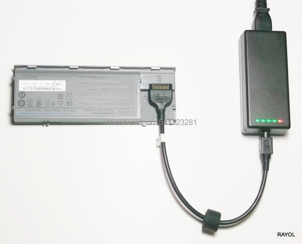 Laptop Accessories External Laptop Battery Charger For Dell Precision M65 310-9122 312-0393 312-0394 312-0401 Top Watermelons Laptop Adapter