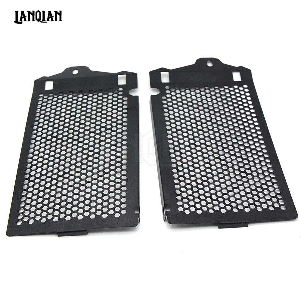 Water cooled Radiator Grille Guard Cover Protector For BMW R1200GS Adventure/LC/WC/GSA/ADV 2013-2017 R 1200 GS 2014 2015 2016 kemimoto r1200gs tank pad for bmw r 1200 gs lc adv 2014 2015 2016 2017