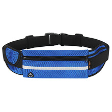 Fashion Unisex Waist Pack Money Belt Pouch Bags Elastic Waistband Fanny Pack for Men And Women