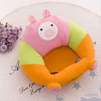 Baby Seat Learning Chair Infant Safety Sofa Seat Baby Chair Toddler Nest Puff Seat Skin Upscale Children Cover surpport Seat