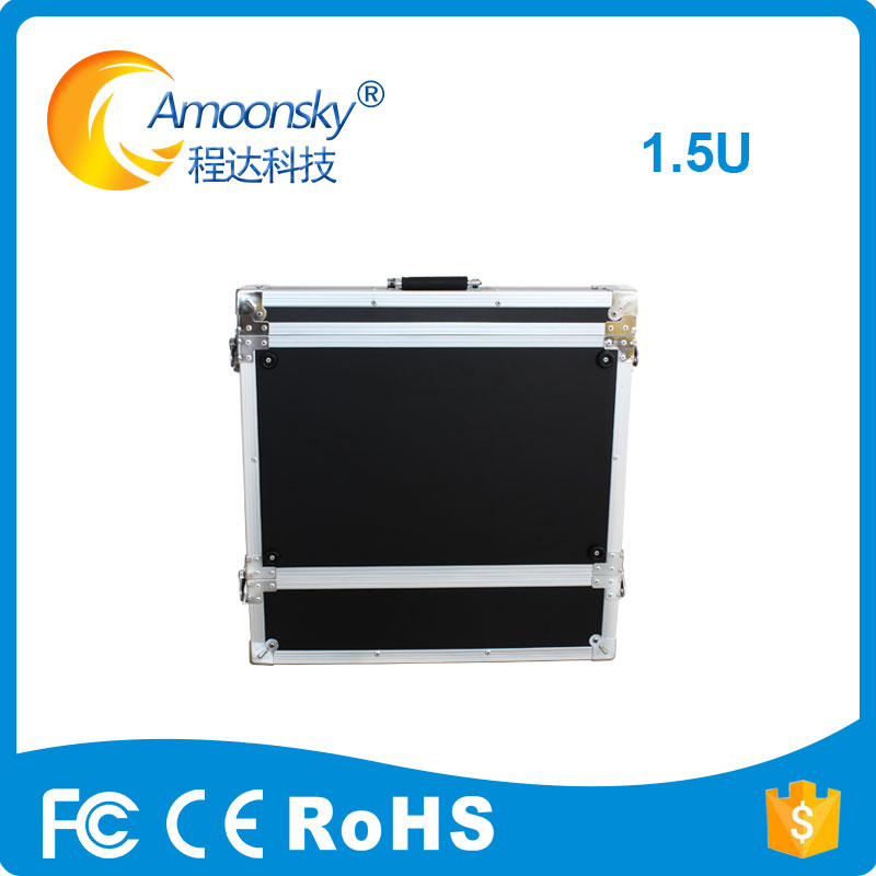 Empty Flight Case For Stage Rental Led Screen Display Video Processor Moving Professional Led Display Equipment