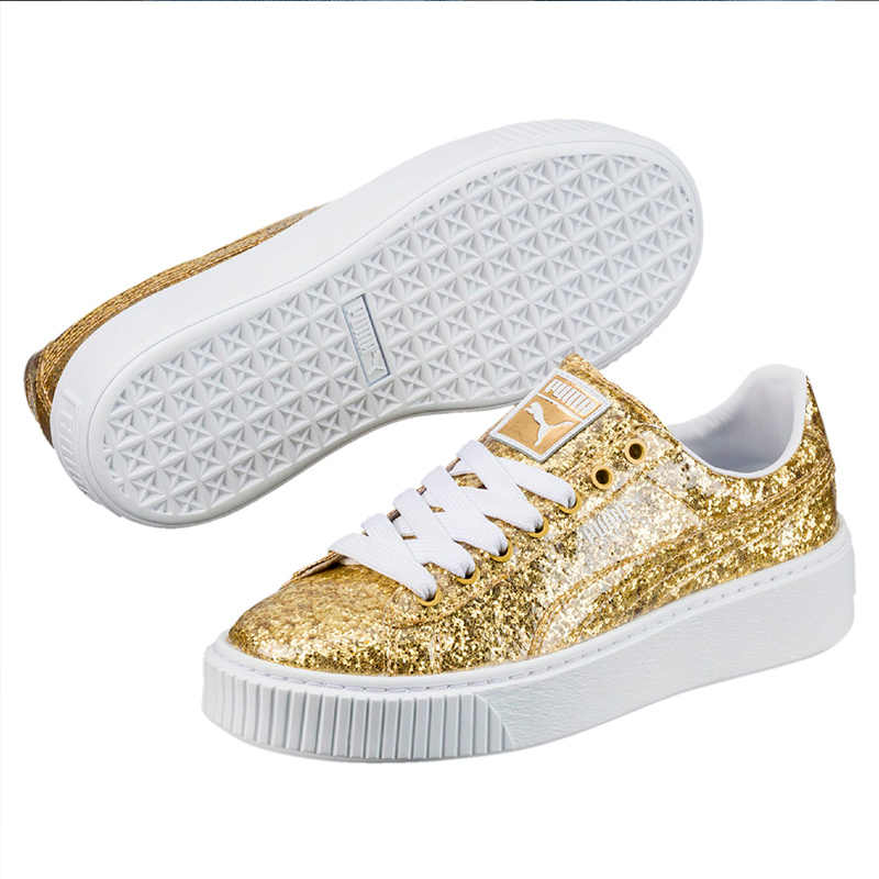 Detail Feedback Questions about Original Puma Basket Heart Women s ... 549b8ca78