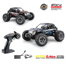 RC Car High Speed 36KM/H 1:16 Truck Racing Climbing 2.4GHz Remote Control Cars Electric Drift Model Off Road Vehicle Kids Toys