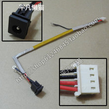 Free shipping For Toshiba L30 L35 Notebook Power Interface Power Head