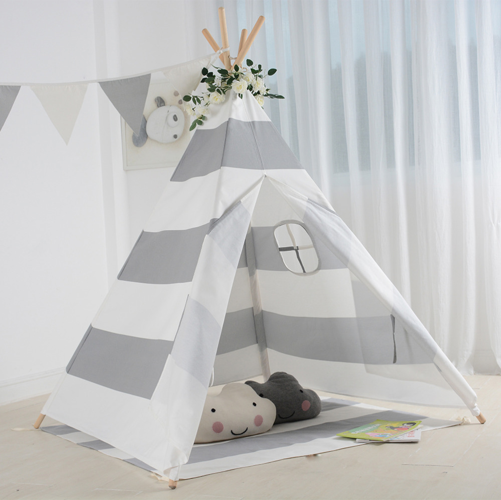 Love Tree Christmas Gifts Dream Tents Girls & Boys Priness Happy Play Tent For Kids Teepee Tents Tipi foldable play tent kids children boy girl castle cubby play house bithday christmas gifts outdoor indoor tents