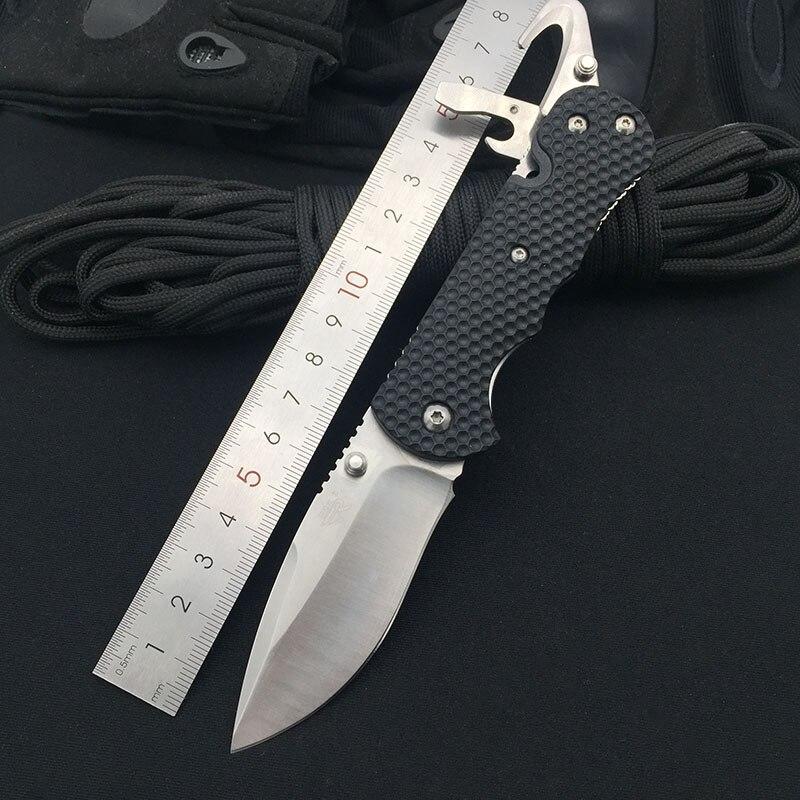 Sanremu 7045 LUC-PH-T4 Folding Knife 8Cr14Mov Blade G10 Handle Outdoor Camping Hunting Multi-functional EDC Pocket Knife
