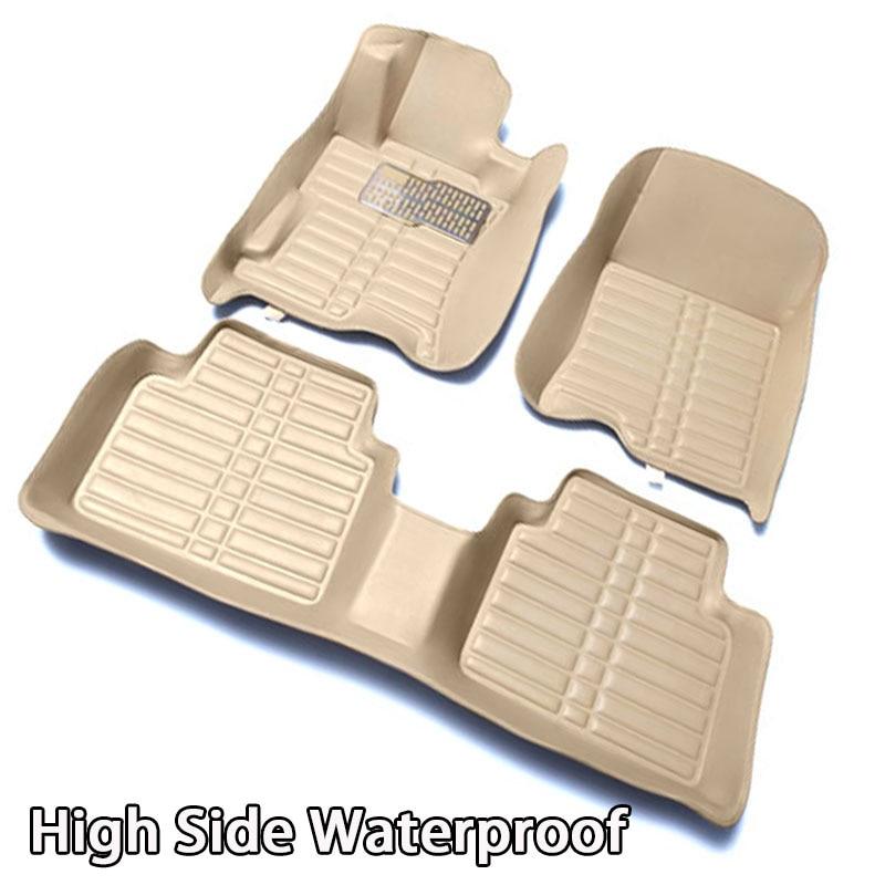 SUNNY FOX Car floor mats Case for Suzuki Alto Jimny SX4 S-cross 5D Waterproof car-styling leather Anti-slip carpet linersSUNNY FOX Car floor mats Case for Suzuki Alto Jimny SX4 S-cross 5D Waterproof car-styling leather Anti-slip carpet liners