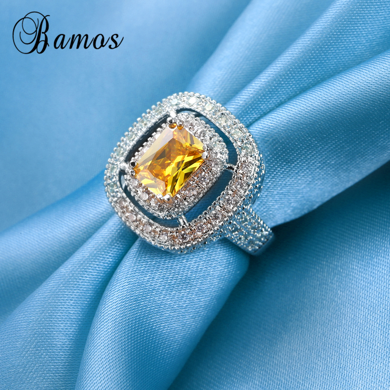 90 off bamos male female champagne ring 925 silver for Wedding rings for male and female