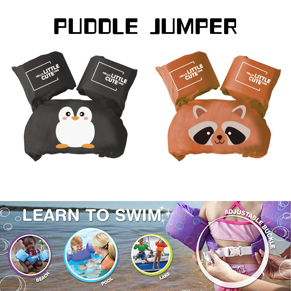 BABY Arm Rings Child Life Vest Life Jacket Children Puddle Jumper Boy Swimwear Foam Swim Rings Girl Pool Swim Water  Paly Boat