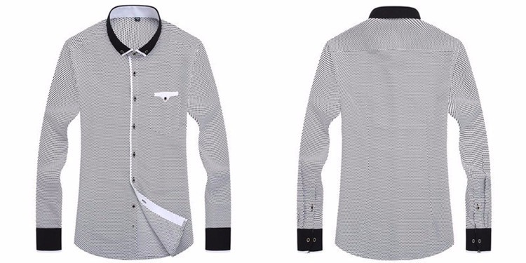 HTB1adjJMpXXXXauXpXXq6xXFXXXT - 2017 Men Fashion Casual Long Sleeved Printed shirt Slim Fit Male