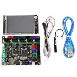 MKS GEN-L płyta główna ekran dotykowy wyświetlacz TFT WIFI tarcza Panel sterowania DIY zestawy startowe nk-shopping