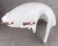 Unpainted White ABS Plastic Front Fender Fit For SUZUKI HAYABUSA 2008 2013 GSX1300R Injection Mould Faring