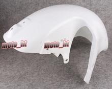 Неокрашенная белый ABS пластик переднего крыла , пригодный для SUZUKI HAYABUSA 2008 — 2013 gsx1300r, Формы поживает части