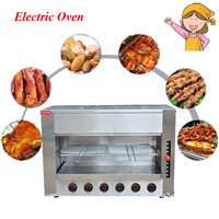 Free Shipping By DHL FY 16 R Roasters Surface Luxury Gas Oven Infrared Oven Commercial Four