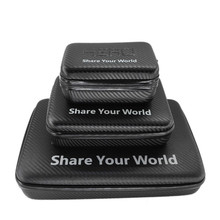 Waterproof Storage Case Bag for GoPro Hero 7/6/5/4/3/3+/2/1 Xiaomi Yi SJCAM SJ4000 SJ5000 Sprots Action Camera