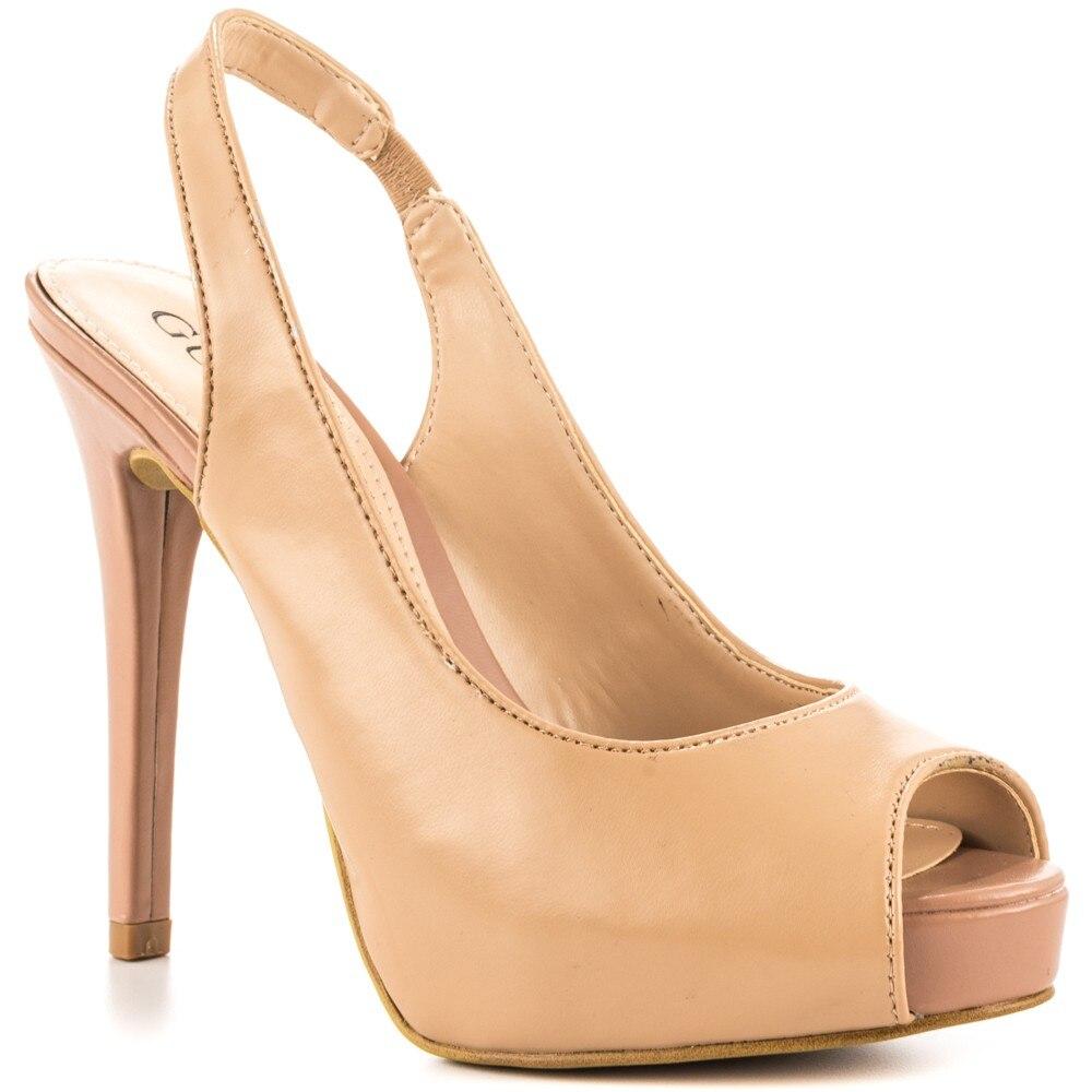 Popular Nude Slingback Heels-Buy Cheap Nude Slingback Heels lots ...