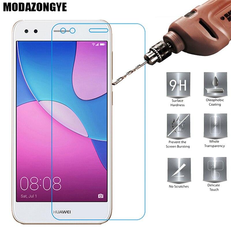 Screen Protector Huawei Nova Lite 2017 Tempered Glass Huawei Nova Lite 2017 SLA-L22 Protective Film Glass Huawei Nova Lite 2017