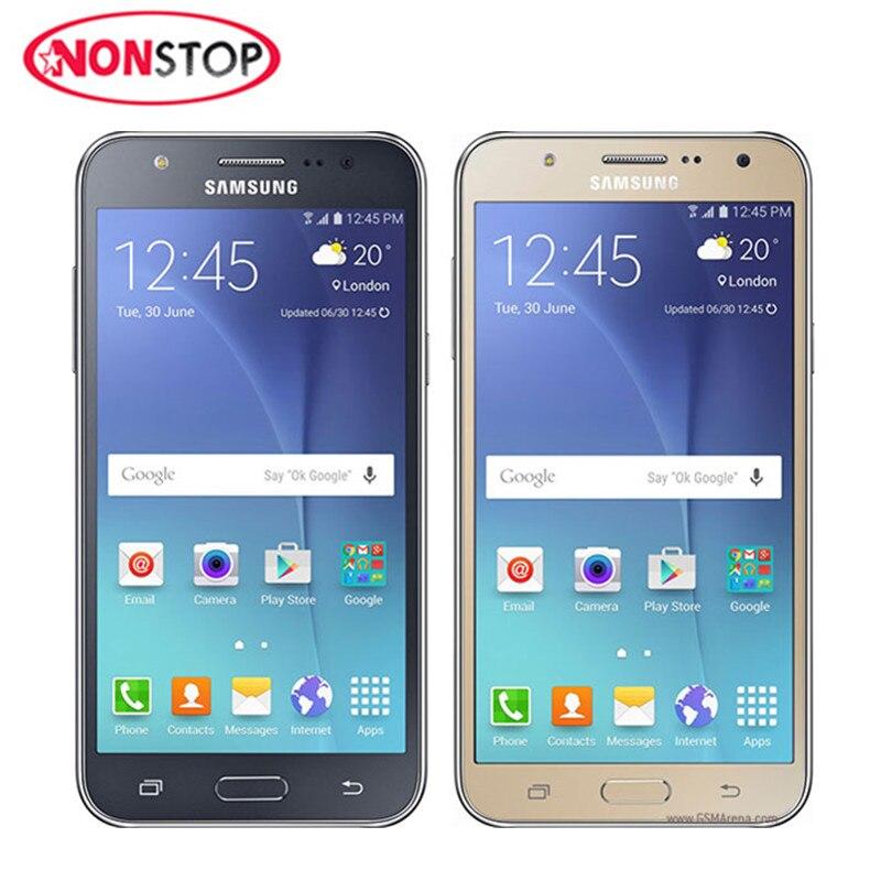 Samsung Galaxy J7 Original J700F 16GB GSM/CDMA Bluetooth Octa Core 13mp Refurbished Cell-Phone