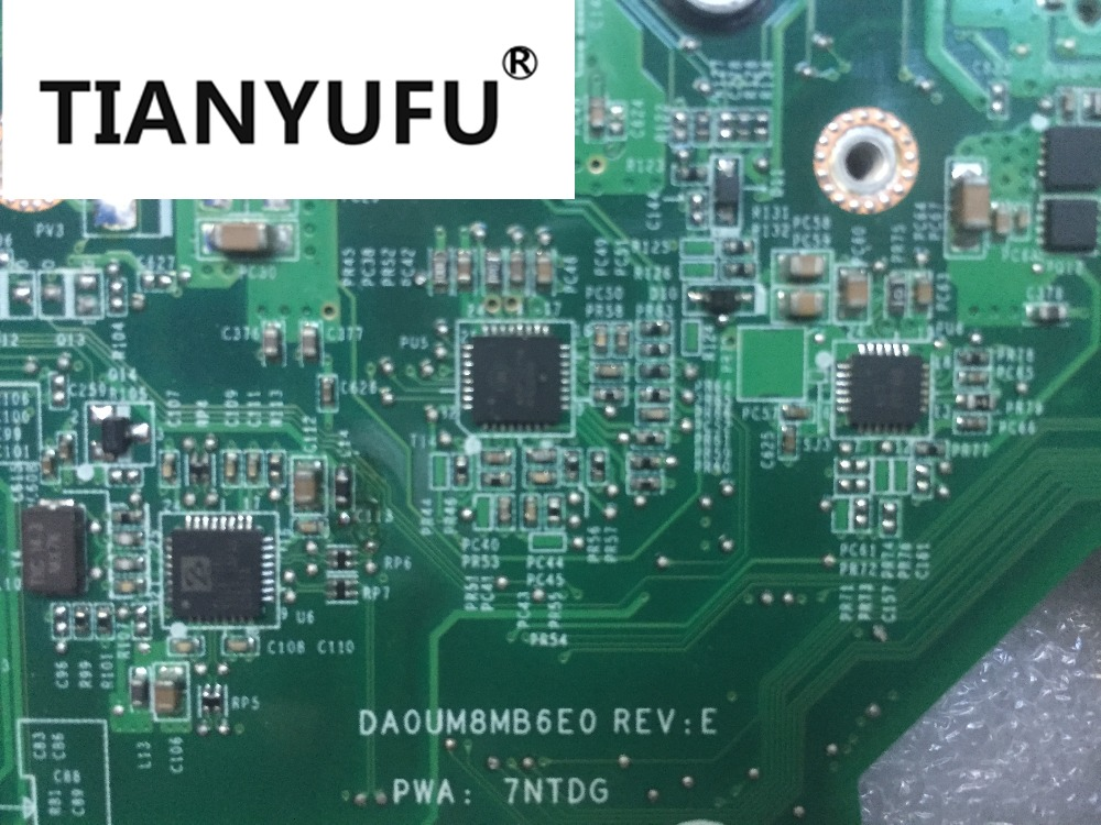 N4010 motherboard For CN 07NTDG 7NTDG DA0UM8MB6E0 HM57 FOR DELL Inspiron N4010 Graphics Laptop Motherboard tested