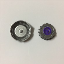 цена на Original New 2 x Replacement Shaver Head for Philips Norelco HQ6  Razor Blade Free Shipping