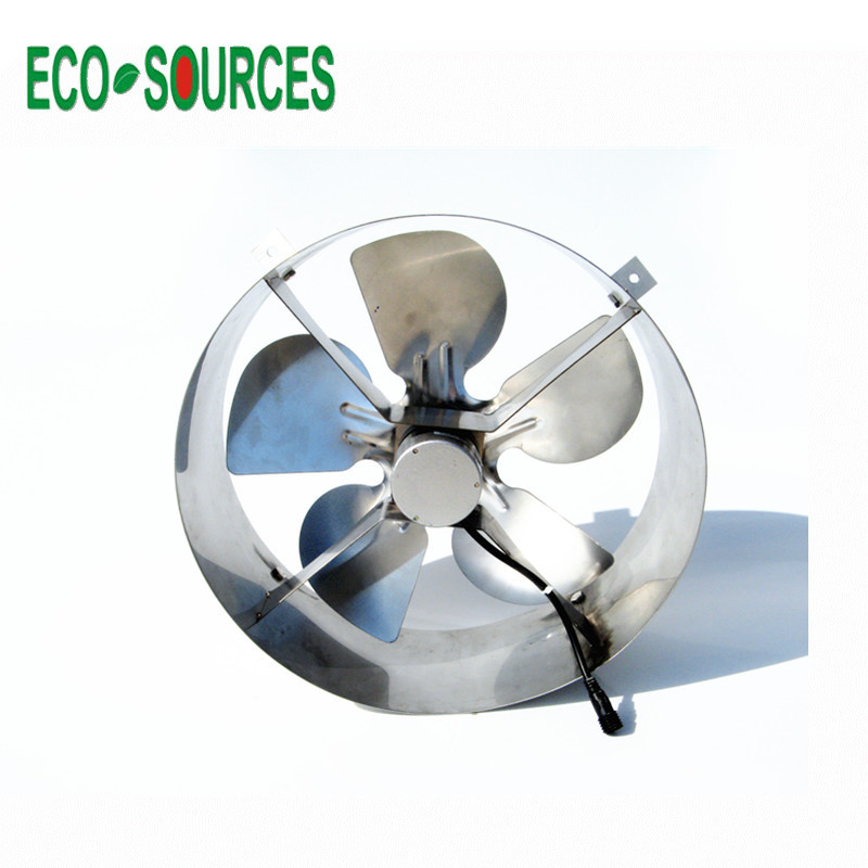 Usa Stock No Tax 25w Solar Powered Attic Fan Solar