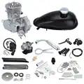 80cc 2 Stroke Bicycle Motorcycle Gasoline Engine Kit For DIY Electric Bicycle Mountain Bike Petrol Engine Motor set