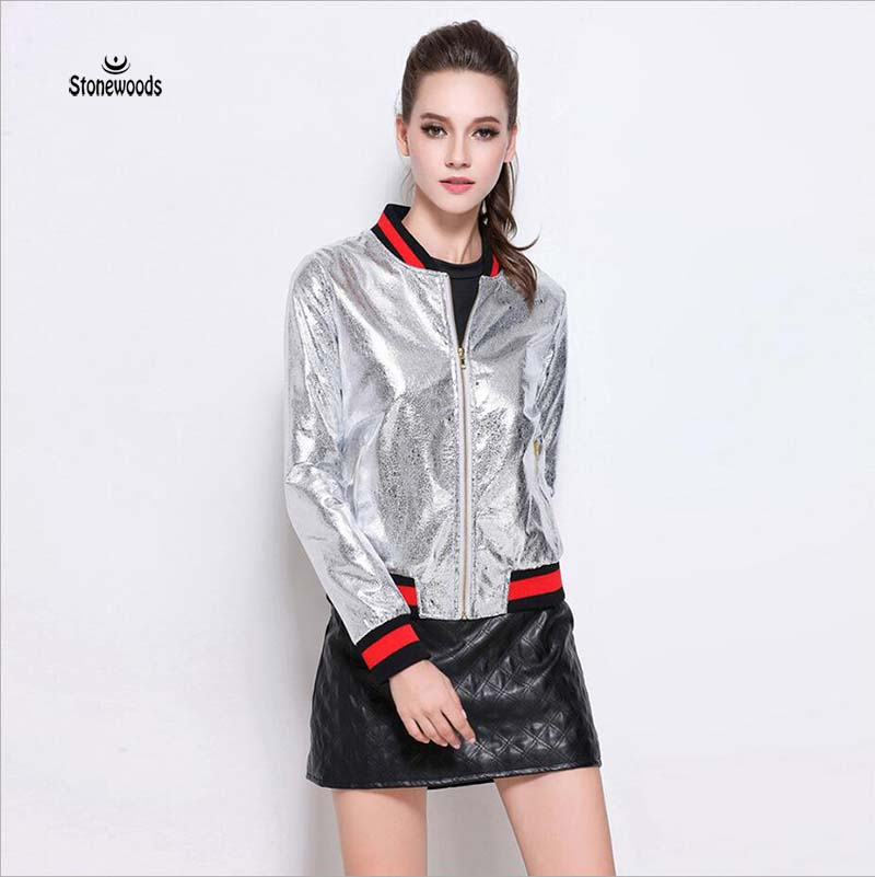 Popular Cropped Baseball Jacket-Buy Cheap Cropped Baseball Jacket ...