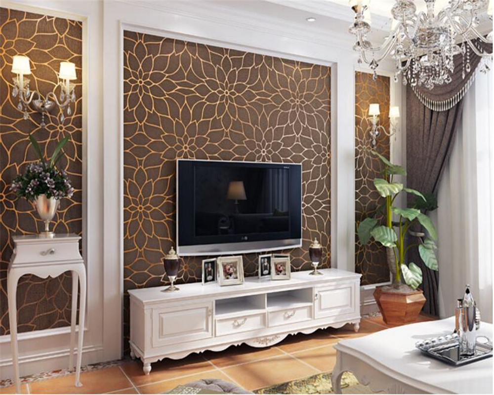 Online get cheap lotus chinese restaurant aliexpress beibehang chinese lotus stereo crafts papel de parede 3d wallpaper living room bedroom restaurant tv background dhlflorist Choice Image