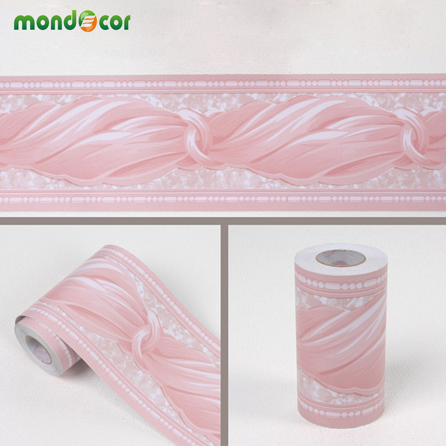 10m waist line wall sticker kitchen waistline bathroom for Waterproof wallpaper for walls