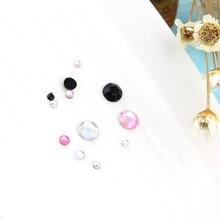 Acrylic Nail Art 3D Glitter Jewelry Decoration