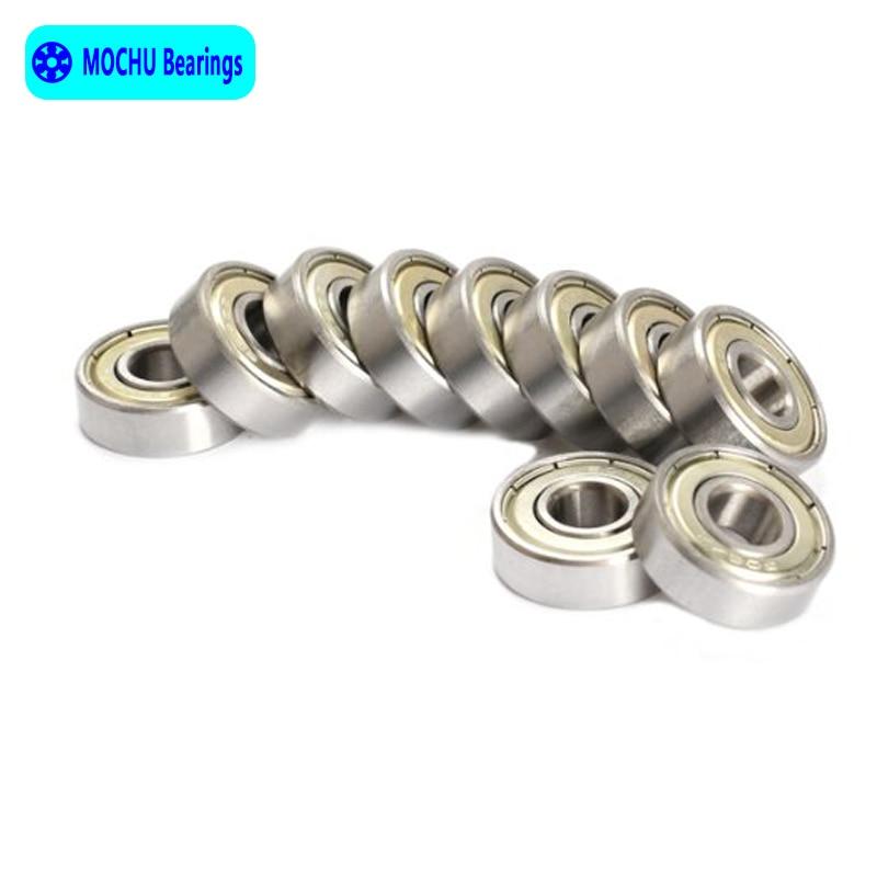 9mm OD 24mm Width 7mm 609-Z 609-Z Radial Ball Bearing Double Shielded Bore Dia
