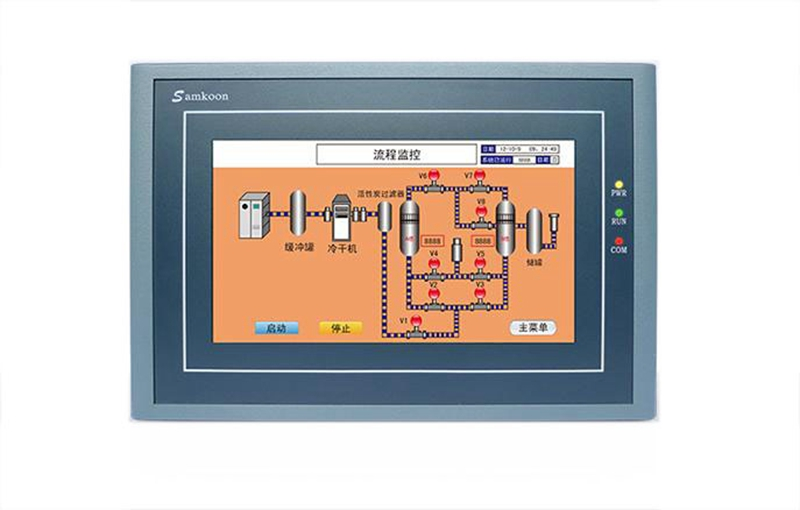 SA-070H 7 inch hmi touch screen new in box pws6a00t p hitech hmi touch screen 10 4 inch 640x480 new in box page 2