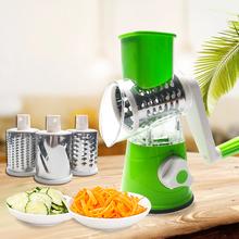 Multi-function Vegetable Slicer Manual Fruit Cutter Grater For Carrots Shredder Kitchen Tools Accessories