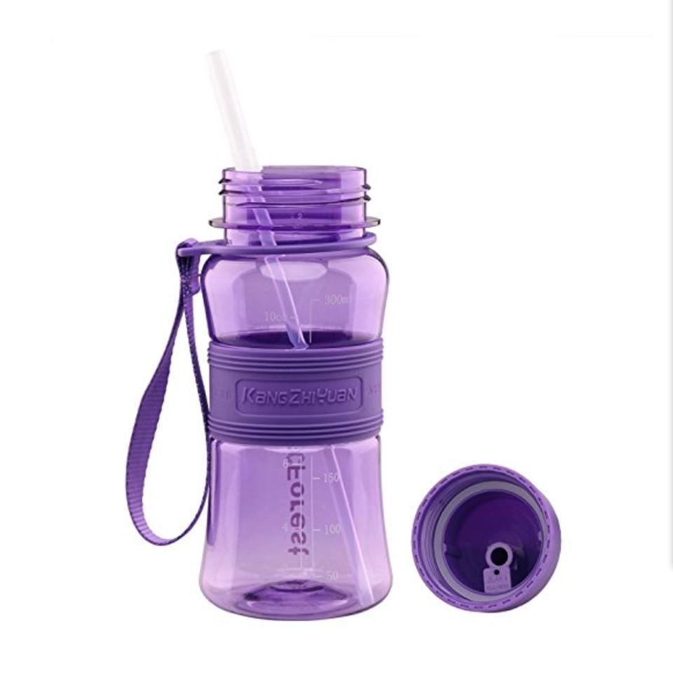 Straw Water Bottle Kids CB082 (3)