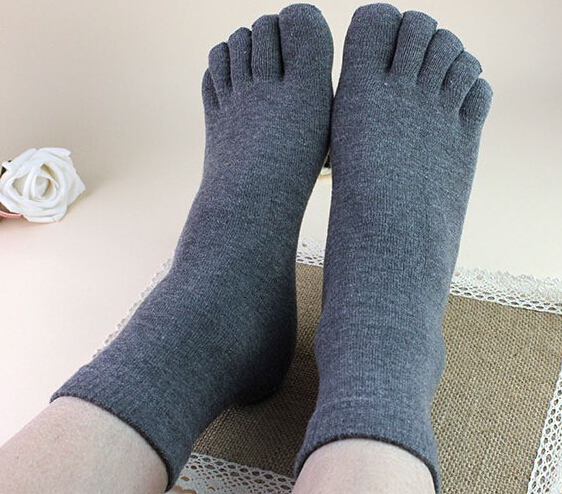 New Arrival 10 Pairs Men Women   Socks   Ideal For Five 5 Finger Toe Shoes Unisex Hot sale