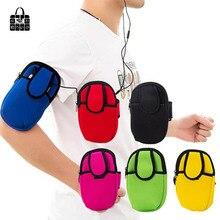 1 pcs Rose Diary New Men women arms bag wrist Mobile phone bag Coin Purse Wallet