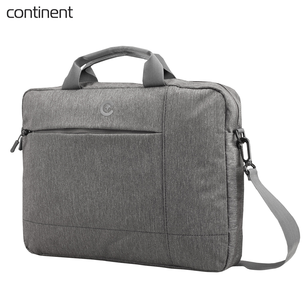 Фото - Laptop Bags & Cases Continent CONCC211GR for laptop portfolio Accessories Computer Office for male female 2017 hot handbag women casual tote bag female large shoulder messenger bags high quality pu leather handbag with fur ball bolsa