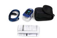 90 Discount Off Free Shipping OLED Display Fingertip Pulse Oximeter SPO2 Monitor Protective Bag