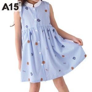9a5b72a06609 A15 Summer Children Toddler Girl Dresses Clothes