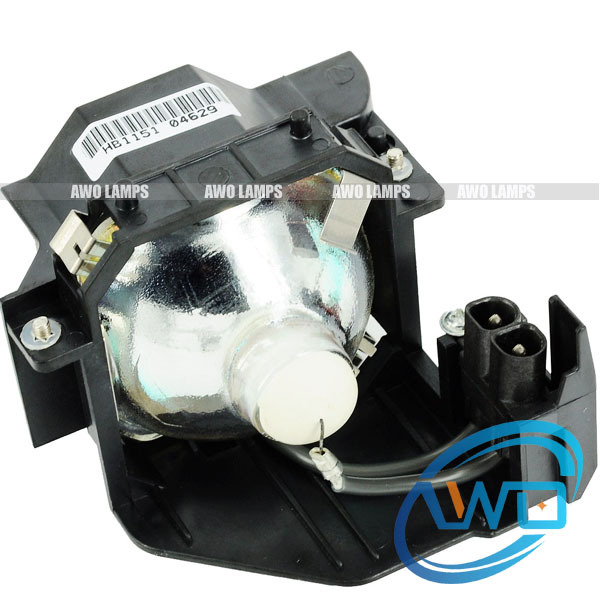 ELPLP34 / V13H010L34 Compatible lamp with housing for EPSON PowerLite 62c/76c/82c;EMP-TW62/TW82/62/62C/63/76C/82/X3.