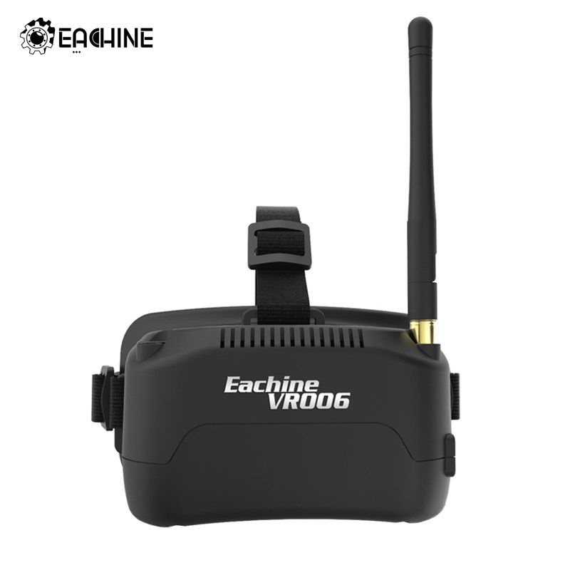 Eachine E013 VR 006 Single Antenna Version Goggles For RC FPV Racing Camera Drone Spare Parts Accessories hot sale antenna guard protection cover for eachine qx90 qx95 fpv camera