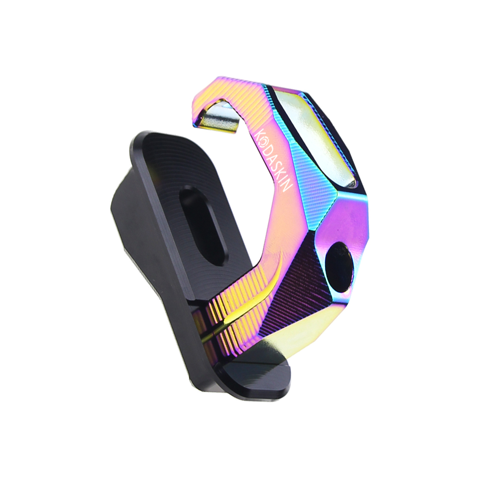 KODASKIN Motorcycle Decorative Accessories Helmet Hook Faucet Car HandleMirror Seat Hook for N1 N1S M1 M N GT in Side Mirrors Accessories from Automobiles Motorcycles