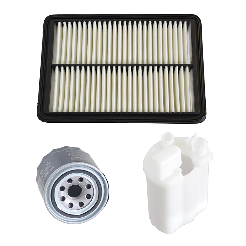Filtre à Air de voiture filtre à huile filtre à essence pour HYUNDAI H-1 2.4L 2010-28113-4H000 26300-35054 31112-2H000