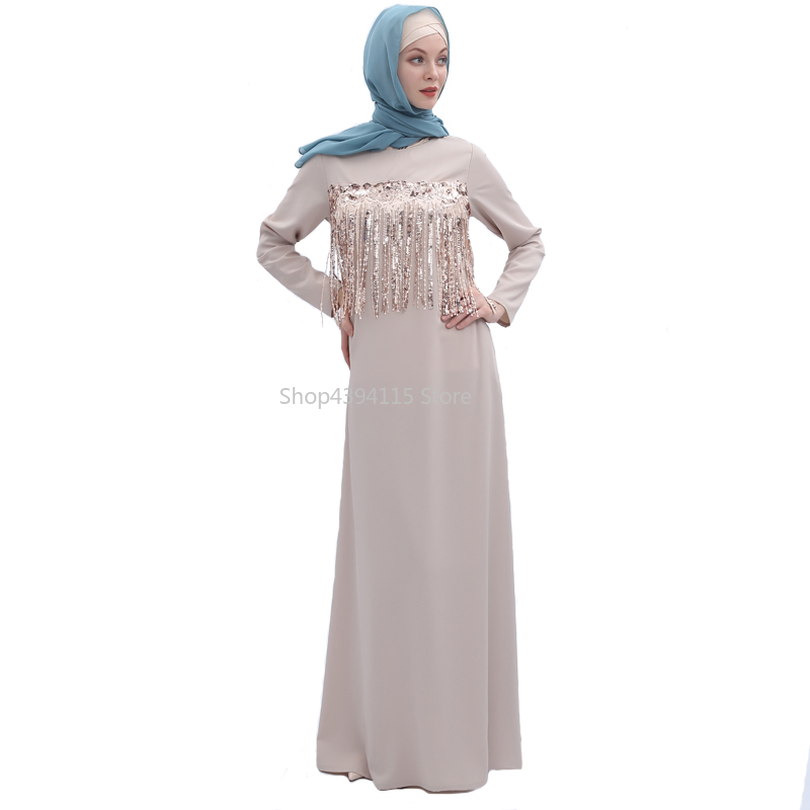 Muslim Dress Ramadan Abaya Islamic Clothing Women Malaysia Jilbab Djellaba Robe Musulmane Turkish Baju Lace Kimono Kaftan Tunic