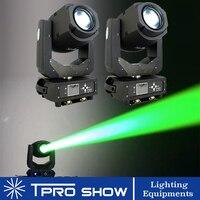 2шт Movinghead 200 Вт движущийся головной Луч Lyre пятно мыть сценический светильник Профессиональный призматический светильник Gobo светодиодный эф