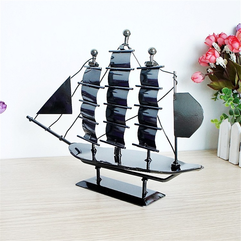 Einfache Eisen Titanic Segelboot Modell Chic Wohnzimmer Schlafzimmer  Einrichtungsgegenstand Romantische Handwerk Dekoration Geschenk Für Freunde  Lovers In ...