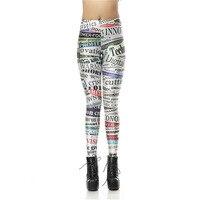 Hot Sale Custom Women Legging Printed Leggings Polyalphabetic Retro Style Legins Sexy Leggins Pants
