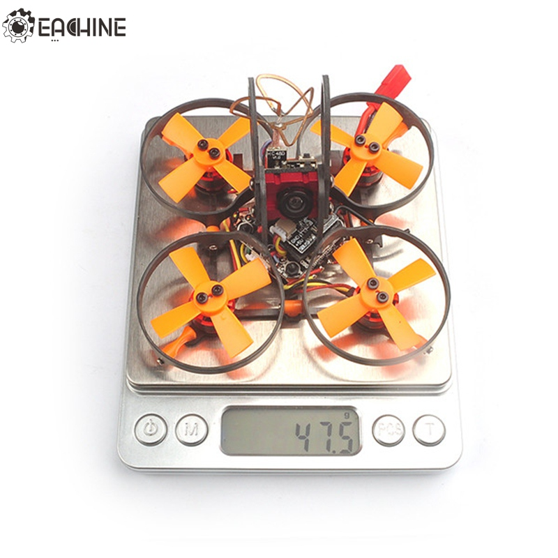 цены New Hot Eachine for Aurora 68 68mm Mini 5.8G 600TVL FPV Racing Drone BNF with F3 OSD 48CH 25mW VTX FPV Camera Drone RC Toys